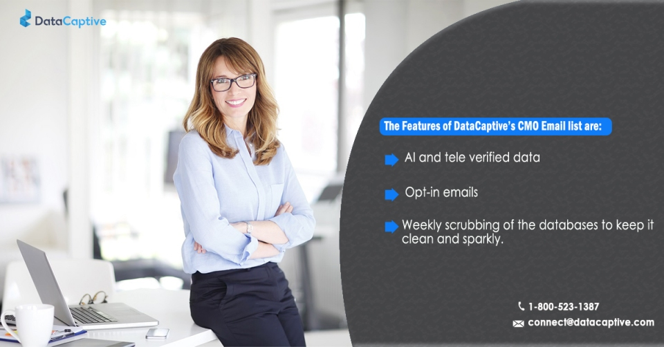 What are the benefits of availing CFO Email Database? | ClevelExecutive